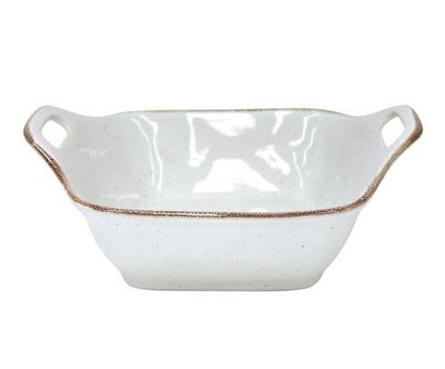 Casafina  Sardegna - White Square Baker $44.00