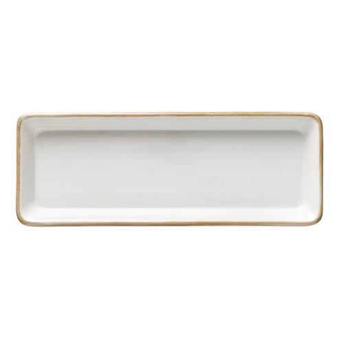 Casafina  Sardegna - White Rect. Tray $39.00