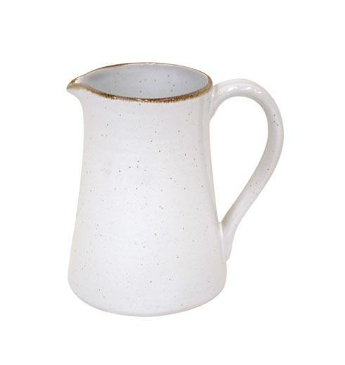 Casafina  Sardegna - White Pitcher $66.00