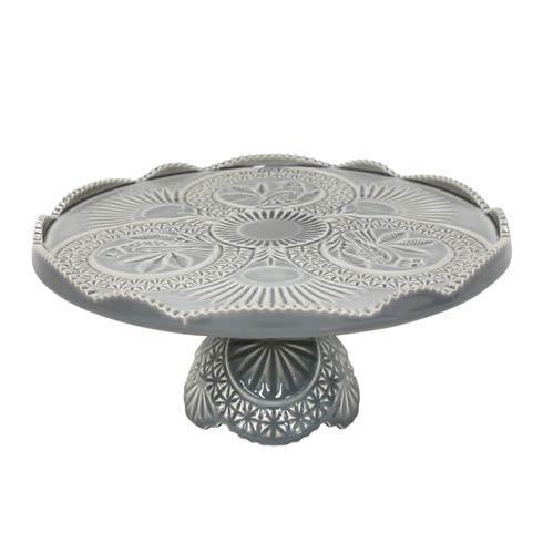$127.00 Footed Plate
