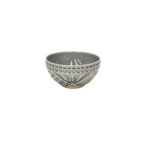 Costa Nova  Cristal - Grey Fruit Bowl $16.50