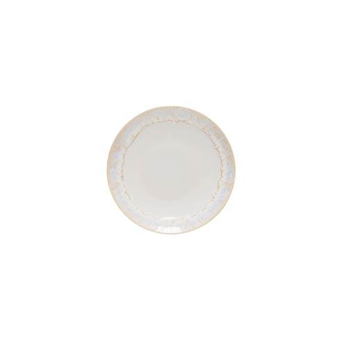 "Casafina  Taormina - White Bread Plate 7"" $18.50"