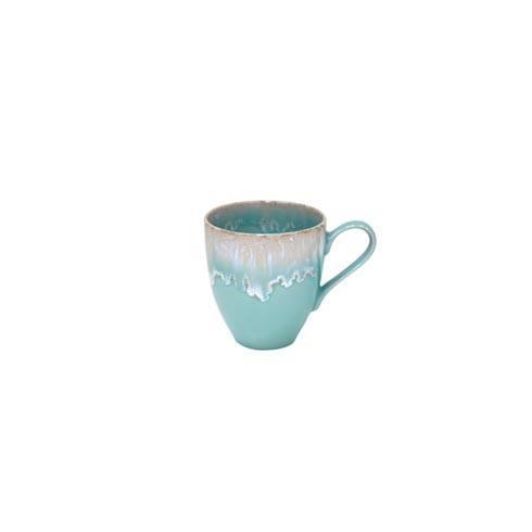 Casafina  Taormina - Aqua Mug 14 oz. $21.00