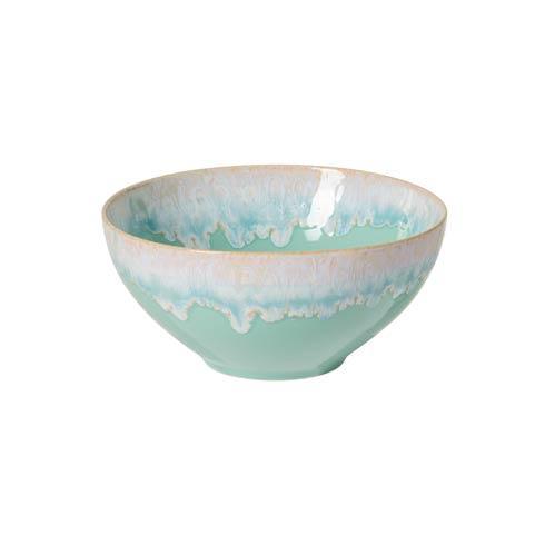 Taormina - Aqua Serving Bowl