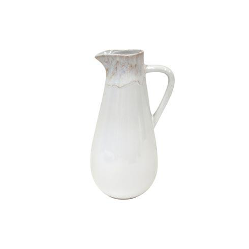 Casafina  Taormina - White Pitcher 56 oz. $69.00