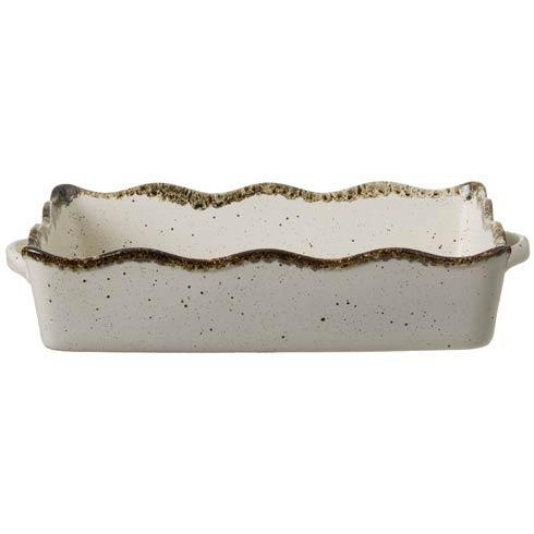 "Casafina  Toscana - Aglio Rect. Baker 16"" $99.00"