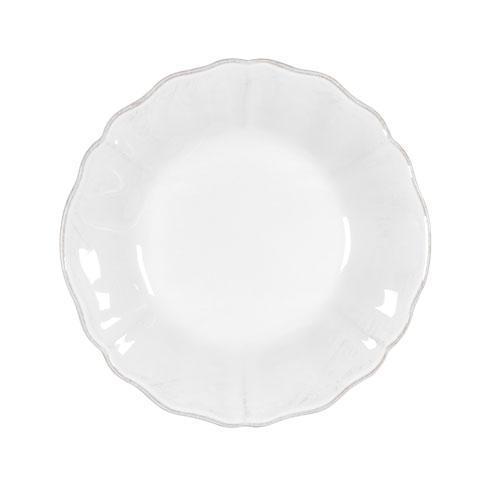 "Costa Nova  Alentejo - White Soup/Pasta Plate 9"" $27.50"