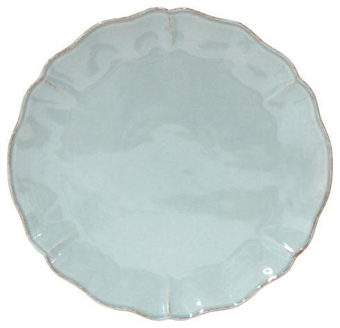 Costa Nova  Alentejo - Turquoise Charger Plate $50.50