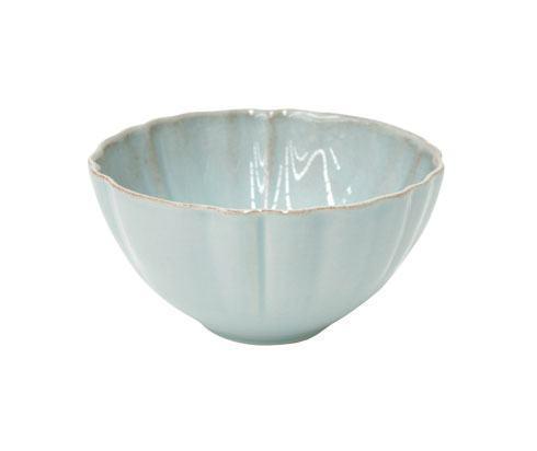 "Costa Nova  Alentejo - Turquoise Soup/Cereal Bowl 6"" $21.50"
