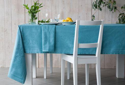 "$125.00 Table Cloth 68"" X 98"""