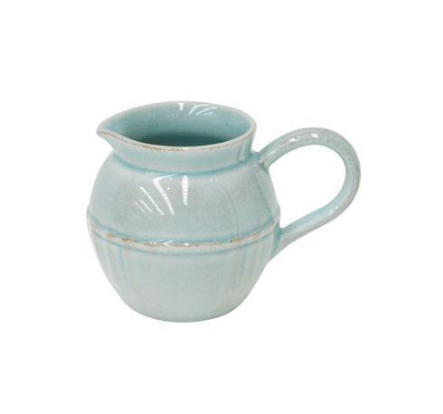 Costa Nova  Alentejo - Turquoise Creamer 14 oz. $32.50