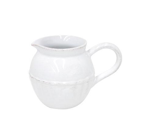 Costa Nova  Alentejo White Creamer $41.00