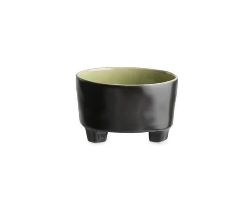 """$25.00 Footed Soup/Cereal Bowl 6"""""""