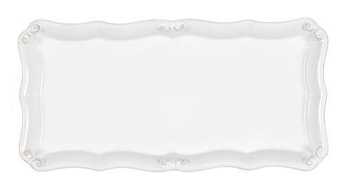 Casafina  Vintage Port - White Loaf Tray  $29.00