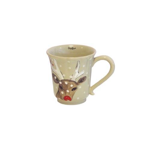$18.50 Mug 12 oz. Linen