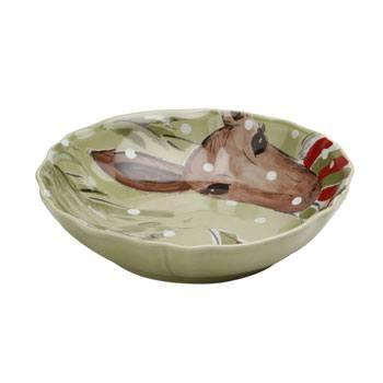 Casafina  Deer Friends Small Serving Bowl $25.25