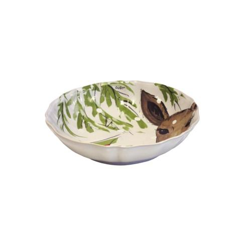 $27.50 Small Serving Bowl, White
