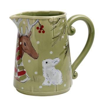 Casafina  Deer Friends Pitcher $62.75