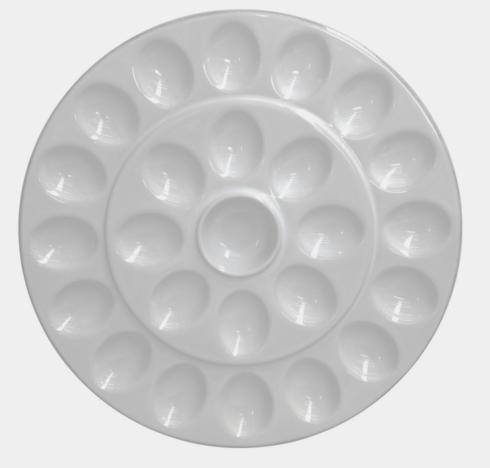 Casafina  Egg Platters/Servers Egg Platter, Gray $46.00