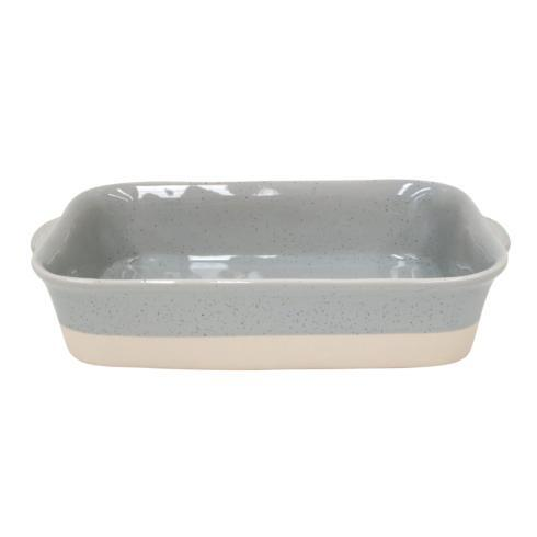 Casafina  Fattoria - Grey Medium Rectangular Baker $62.00