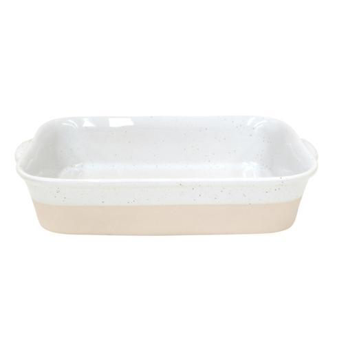 Casafina  Fattoria - White Medium Rectangular Baker $62.00
