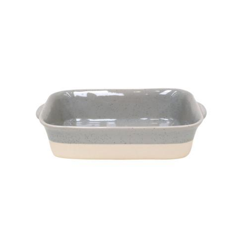 Casafina  Fattoria - Grey Small Rectangular Baker $39.50