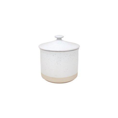 Casafina  Fattoria - White Medium Canister $62.00