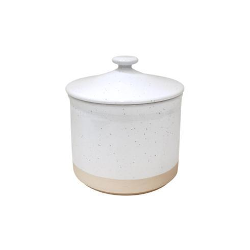 Casafina  Fattoria - White Large Canister $96.95