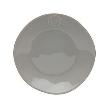 Casafina  Forum - Gray Salad/Dessert Plate $18.75