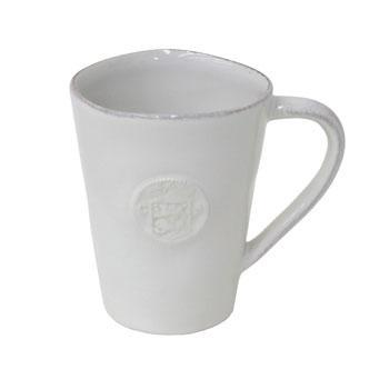 Casafina  Forum - White Coffee Mug $15.50