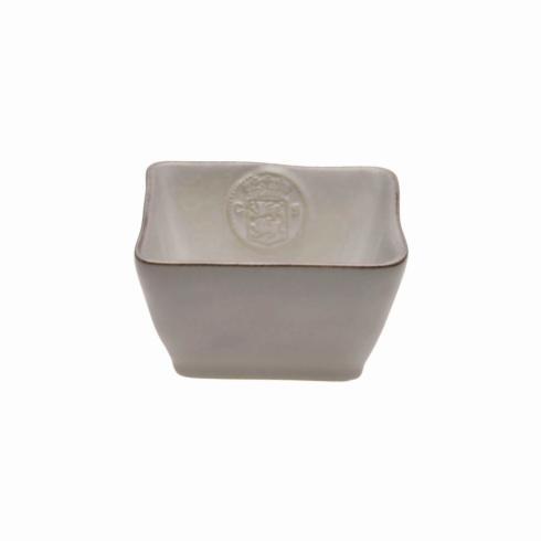 Casafina  Forum - Gray Individual Baker (4) $11.00