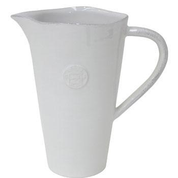 Casafina  Forum - White Pitcher $46.25