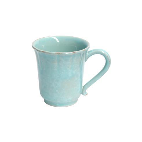 Casafina  Impressions - Robin\'s Egg Blue Mug $15.50