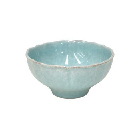 Casafina  Impressions - Robin's Egg Blue Small Fruit Bowl $19.75