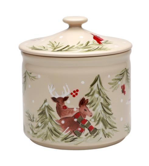 Casafina  Deer Friends Cookie Jar $105.50