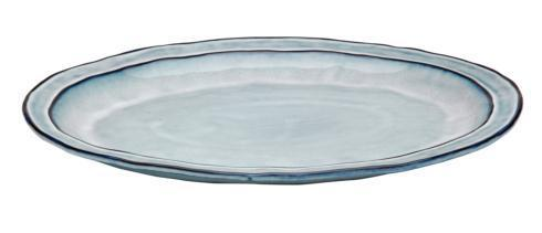 Oval Platter, Blue (1)