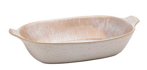 Casafina  Ibiza - Sand Lg. Rect. Baker w/Handles, Sand $69.50