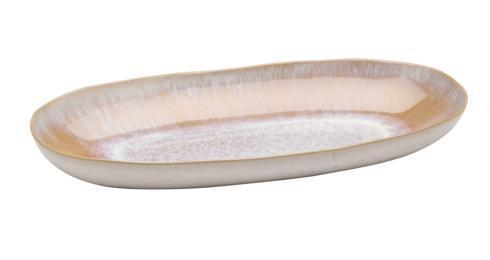 Casafina  Ibiza - Sand Medium Oval Tray $46.00