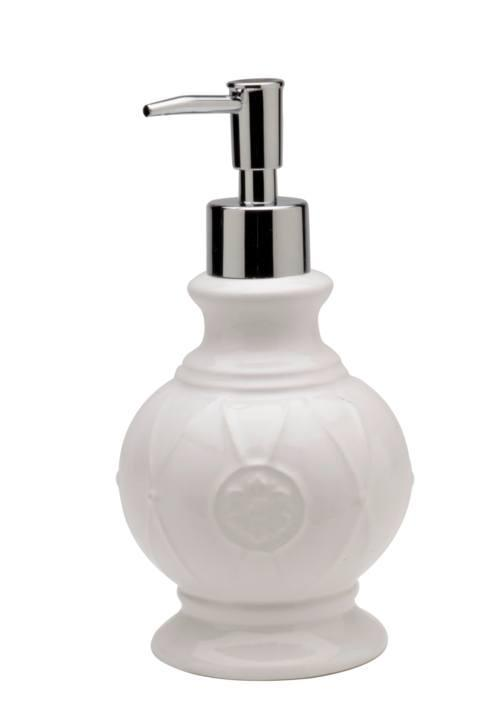 Casafina  Bath Collection - Meridian White Lotion Pump $35.25