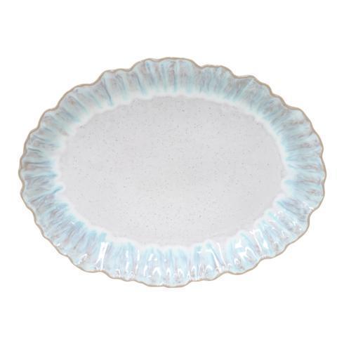 Casafina  Majorca - Sea Oval Platter $93.00