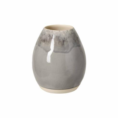 Costa Nova  Madeira - Grey Egg Vase $66.00