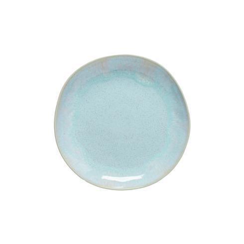 "Casafina  Eivissa - Sea Blue Salad/Dessert Plate 9"" $23.00"
