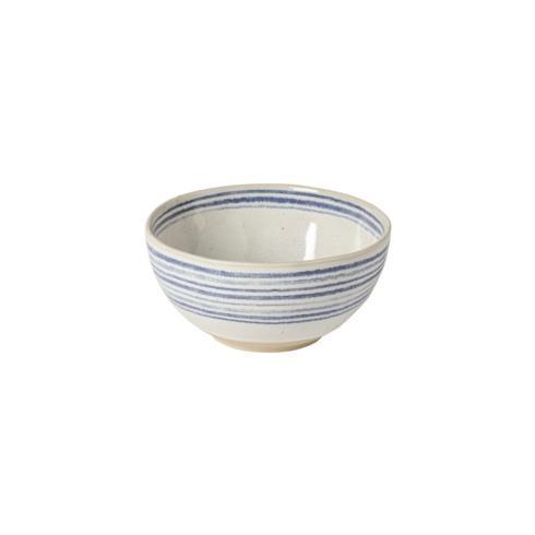 "Casafina  Nantucket - White Soup/Cereal Bowl 6"" $26.50"