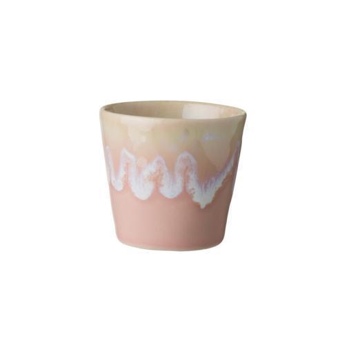 Costa Nova  Grespresso Espresso Cup 3 oz. Soft Pink $10.50