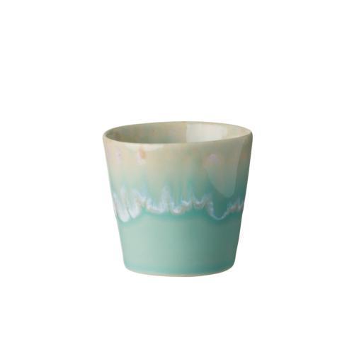 $10.50 Espresso Cup 3 oz. Aqua