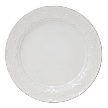 Casafina  Meridian - White Dinner Plate $33.00