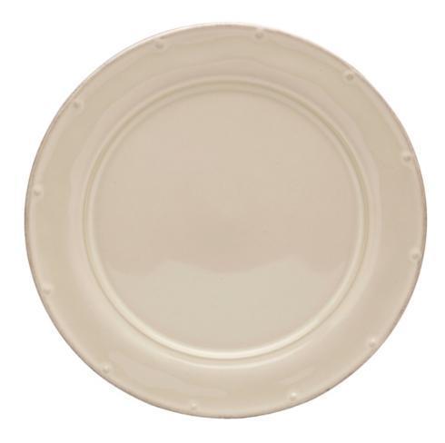Casafina  Meridian - Cream Dinner Plate $33.00