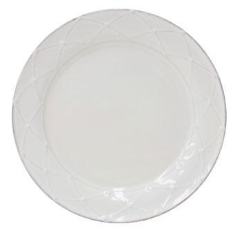 Casafina  Meridian - White Round Salad Plate $28.50