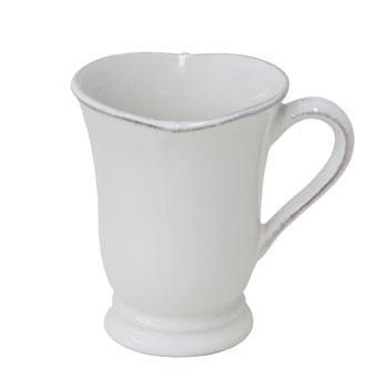 Casafina  Meridian - White Coffee Mug $17.75