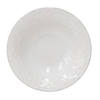 Casafina  Meridian - White Rim Soup/Individual Pasta $33.00